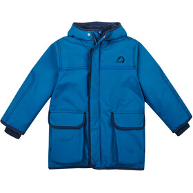 Finkid Talvi Winter Parka Kinderen, seaport/navy